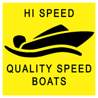 speeboat