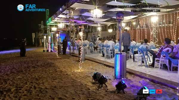 beach Wedding party ideas